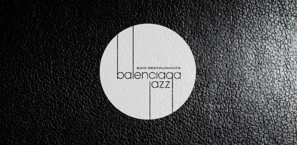 Imagen Corporativa para Bar Restaurante Balenciaga Jazz