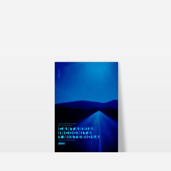 Libro Cantabria incógnita y misteriosa