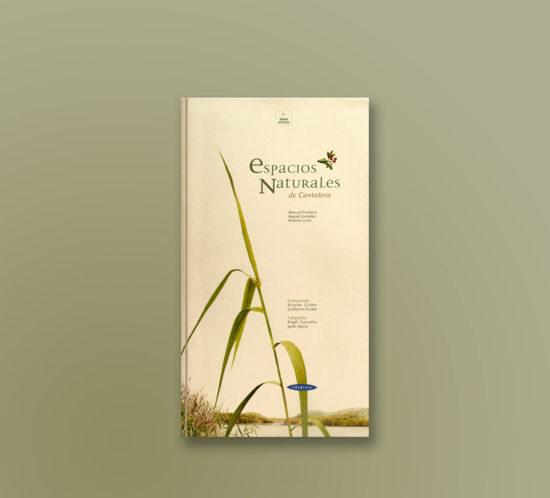 Libro Espacios Naturales de Cantabria