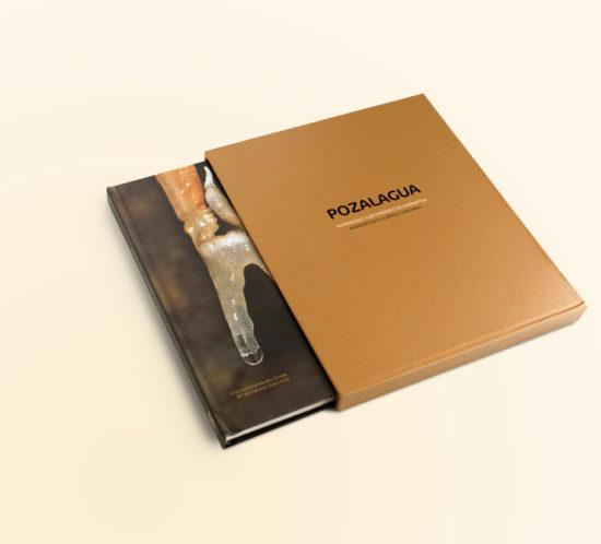Libro Pozalagua, patrimonio subterráneo de Karrantza