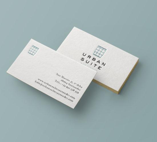 Urban Suite tarjetas