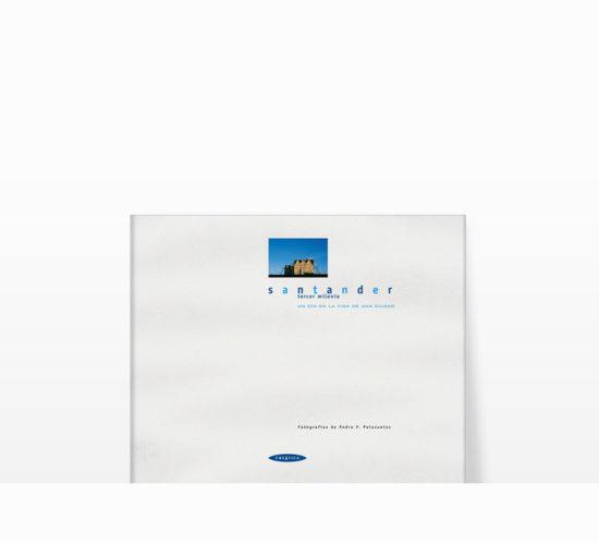 Santander Tercer Milenio libro