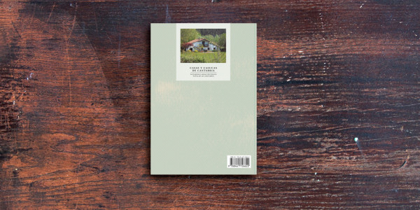 Libro Casas y Casucas de Cantabria, Patrimonio Arquitectónico Popular de Cantabria