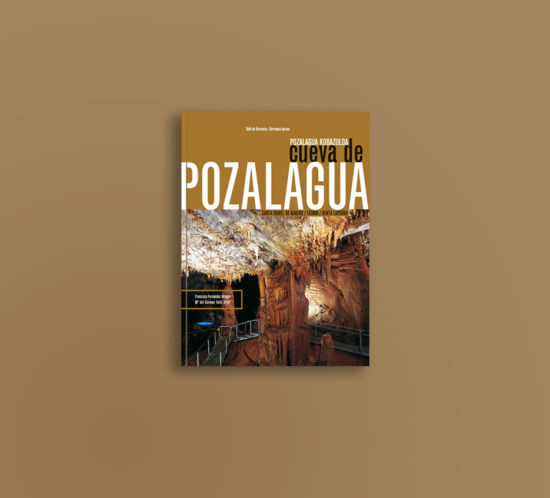 Libro Pozalagua Kobazuloa, Cueva de Pozalagua